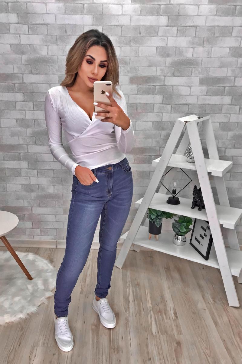 Foto do produto  Blusa Anafran Branco