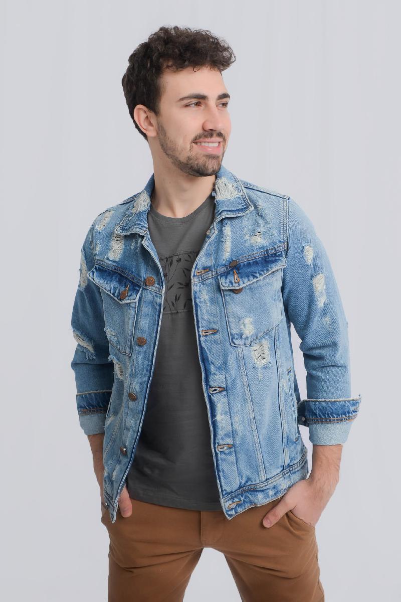 Foto do produto  Jaqueta Deliz Jeans
