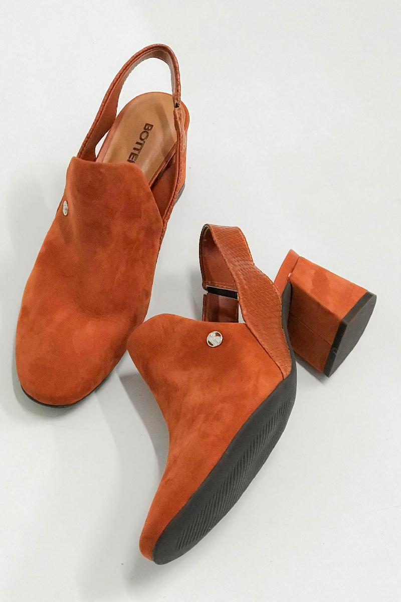 Foto do produto  Sapato Casual Bottero  315503 Terra Cota