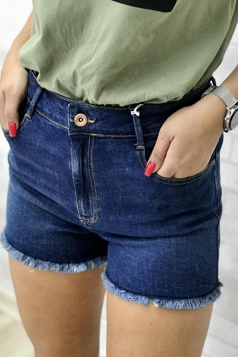 Foto do produto  Shorts Rovitex Jeans